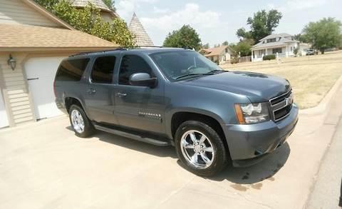 2009 Chevrolet Suburban for sale at Eastern Motors in Altus OK