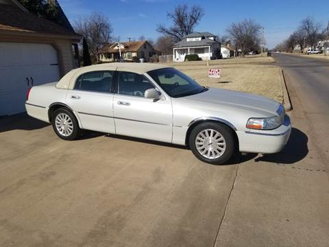 Used Lincoln Town Car For Sale In Oklahoma Carsforsale Com