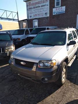 2006 Ford Escape for sale at Autobahn Motor Group in Philadelphia PA