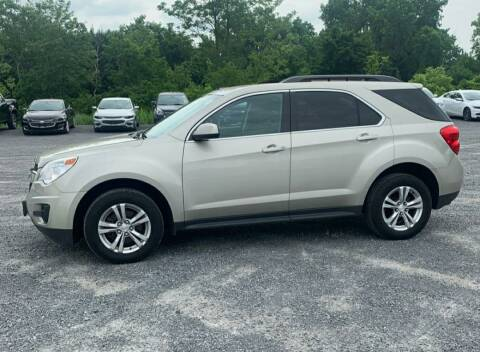 2013 Chevrolet Equinox for sale at Autobahn Motor Group in Philadelphia PA