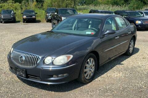 2009 Buick LaCrosse for sale at Autobahn Motor Group in Philadelphia PA
