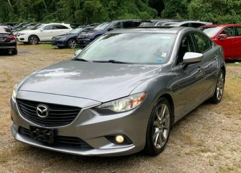 2014 Mazda MAZDA6 for sale at Autobahn Motor Group in Philadelphia PA