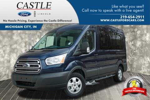 2018 Ford Transit Passenger for sale in Michigan City, IN