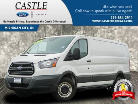 9adb315133 2018 Ford Transit Cargo for sale in Michigan City