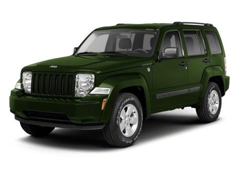 2012 Jeep Liberty for sale in Michigan City, IN