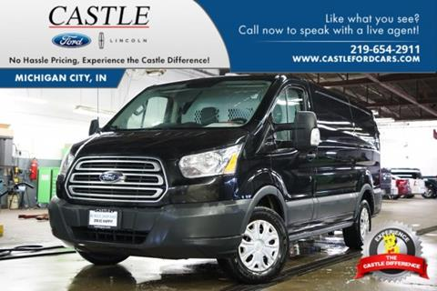 2015 Ford Transit Cargo for sale in Michigan City, IN