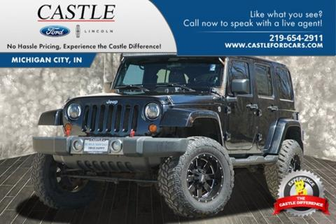 2011 Jeep Wrangler Unlimited for sale in Michigan City, IN