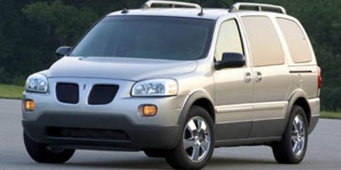 2006 Pontiac Montana SV6 for sale in Michigan City, IN