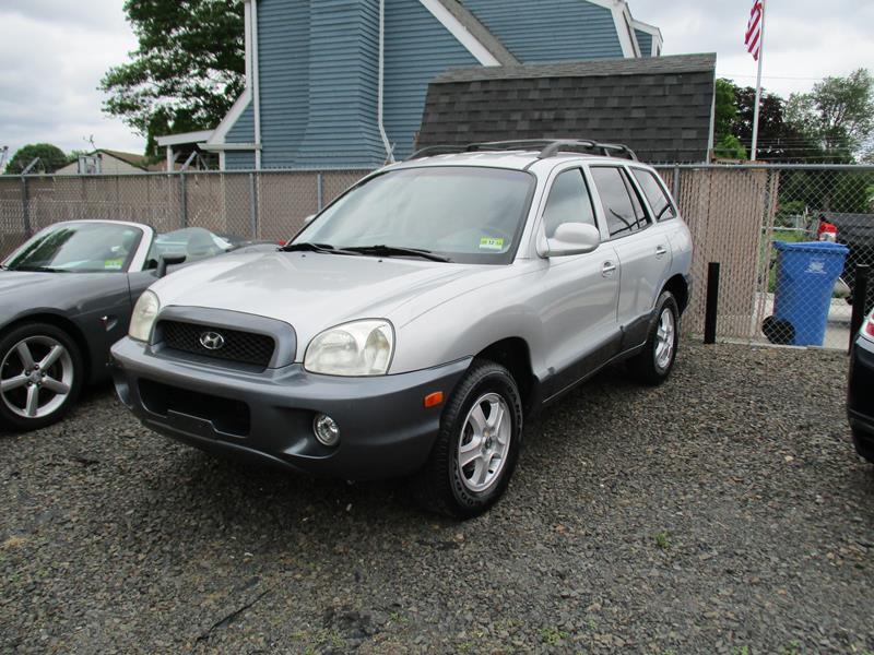 2004 Hyundai Santa Fe For Sale At Automotive Network In Croydon PA