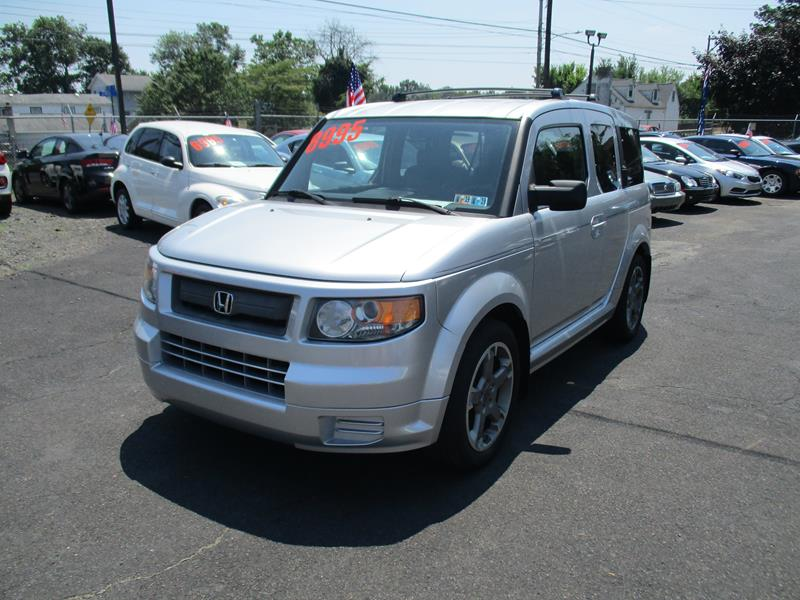 2007 Honda Element For Sale At Automotive Network In Croydon PA