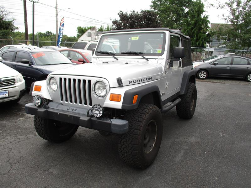 2005 Jeep Wrangler For Sale At Automotive Network In Croydon PA