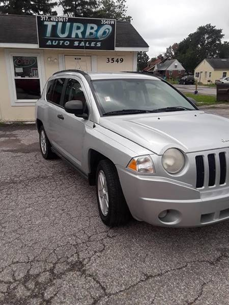 2007 Jeep Compass For Sale At Turbo Auto Sales Inc In Indianapolis IN