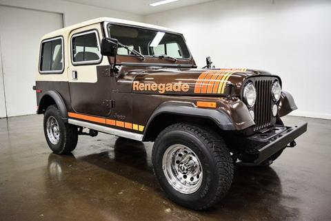 1980 Jeep CJ-7 for sale in Sherman, TX