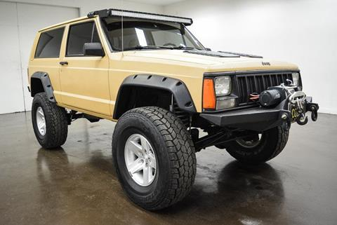 1996 Jeep Cherokee for sale in Sherman, TX