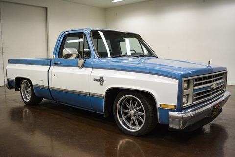 1987 Chevrolet Silverado 1500 SS Classic for sale in Sherman, TX