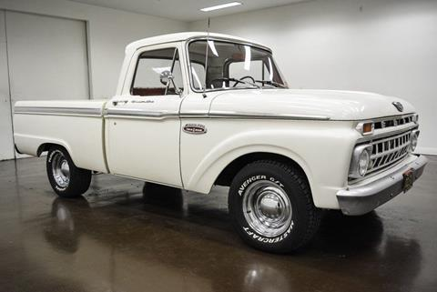1965 Ford F-100 for sale in Sherman, TX