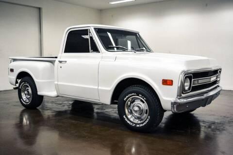 1970 Chevrolet C/K 10 Series for sale at Classic Car Liquidators in Sherman TX