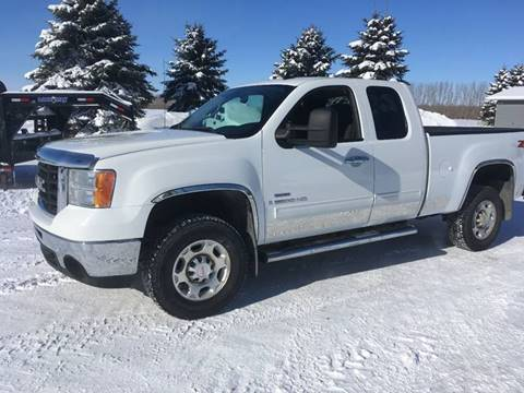 2009 GMC Sierra 2500HD for sale in Cavalier, ND