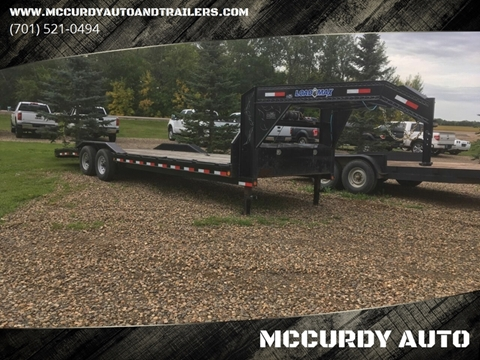 2015 Load Trail GC022614K for sale in Cavalier, ND