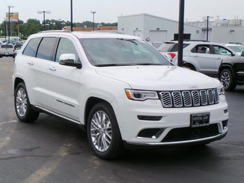 Beautiful 2018 Jeep Grand Cherokee For Sale At Crystal Lake Chrysler Jeep Dodge Ram  In Crystal Lake