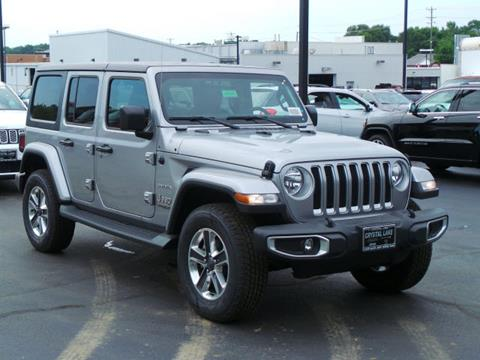 2018 Jeep Wrangler Unlimited For Sale At Crystal Lake Chrysler Jeep Dodge  Ram In Crystal Lake
