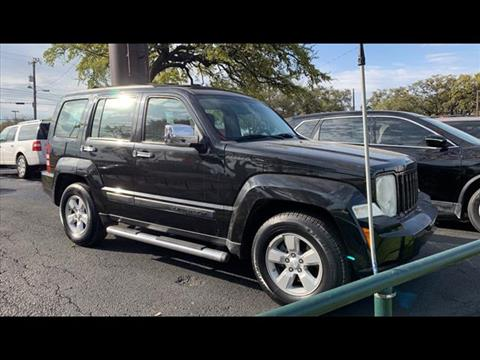 2009 Jeep Liberty for sale in San Antonio, TX