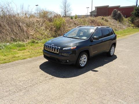 2015 Jeep Cherokee for sale in Canton, GA