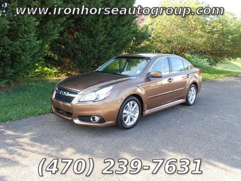 2013 Subaru Legacy for sale in Canton, GA
