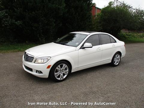2009 Mercedes-Benz C-Class for sale in Canton, GA