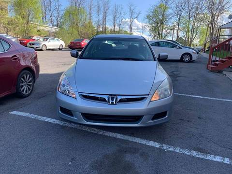 2007 Honda Accord for sale in Schenectady, NY