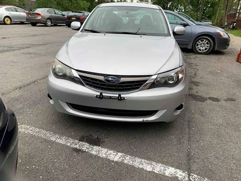 2009 Subaru Impreza for sale in Schenectady, NY
