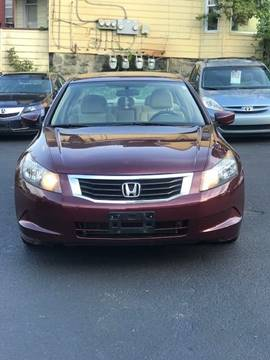 2008 Honda Accord for sale in Schenectady, NY