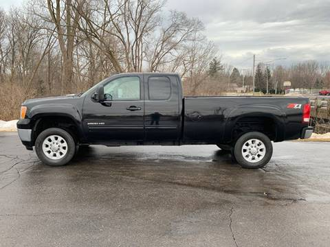 2011 GMC Sierra 2500HD for sale in Flint, MI