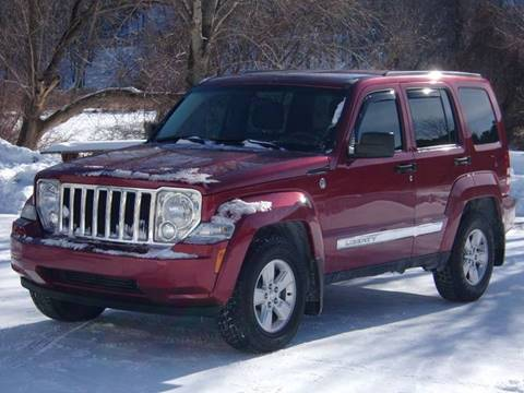 2011 Jeep Liberty for sale in Palmer, MA