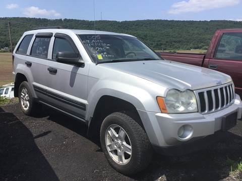 2005 Jeep Grand Cherokee for sale at Troys Auto Sales in Dornsife PA