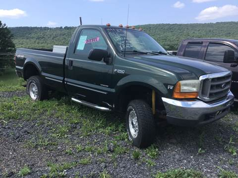 1999 ford f 250 super duty for sale in pennsylvania. Black Bedroom Furniture Sets. Home Design Ideas