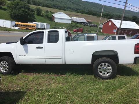 2012 Chevrolet Silverado 3500HD for sale in Dornsife, PA