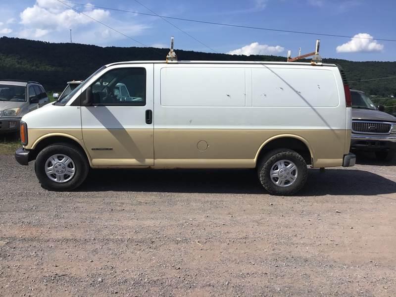 2000 GMC Savana Cargo for sale at Troys Auto Sales in Dornsife PA