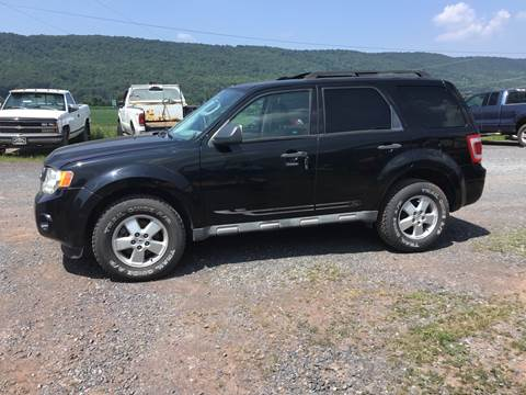 2009 Ford Escape for sale at Troys Auto Sales in Dornsife PA