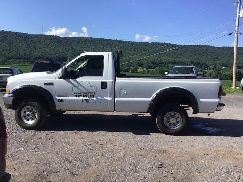 2004 Ford F-350 Super Duty for sale at Troys Auto Sales in Dornsife PA
