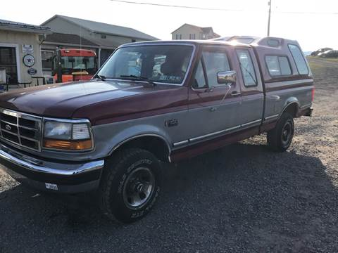 1995 ford f150 transmission type