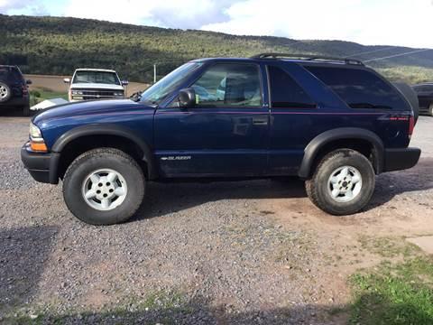 1999 Chevrolet Blazer for sale in Dornsife, PA