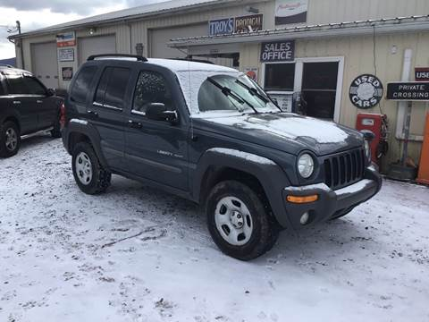 2002 Jeep Liberty for sale in Dornsife, PA
