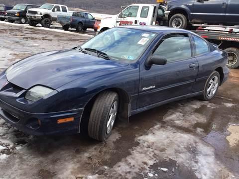 2002 Pontiac Sunfire for sale in Dornsife, PA