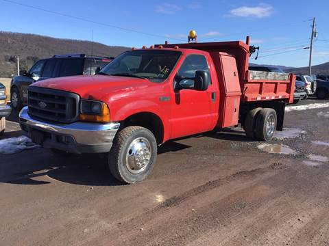 1999 Ford F-450 Super Duty for sale in Dornsife, PA