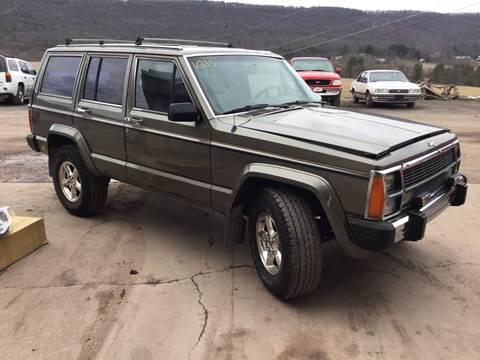 1987 Jeep Wagoneer for sale in Dornsife, PA