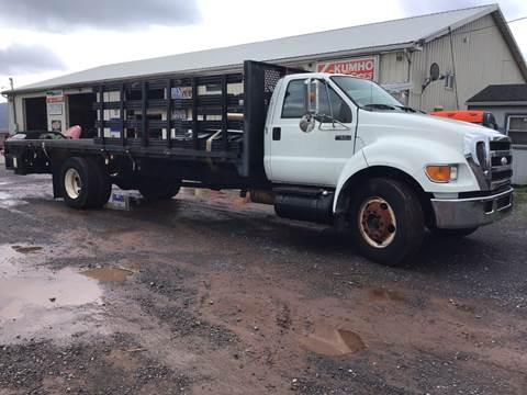 2007 Ford F-650 Super Duty for sale in Dornsife, PA