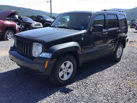 2011 Jeep Liberty for sale in Dornsife, PA