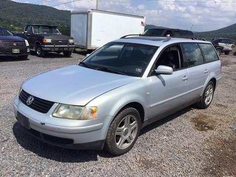 2001 Volkswagen Passat for sale in Dornsife, PA
