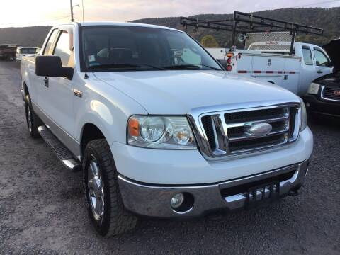 2007 Ford F-150 for sale at Troys Auto Sales in Dornsife PA